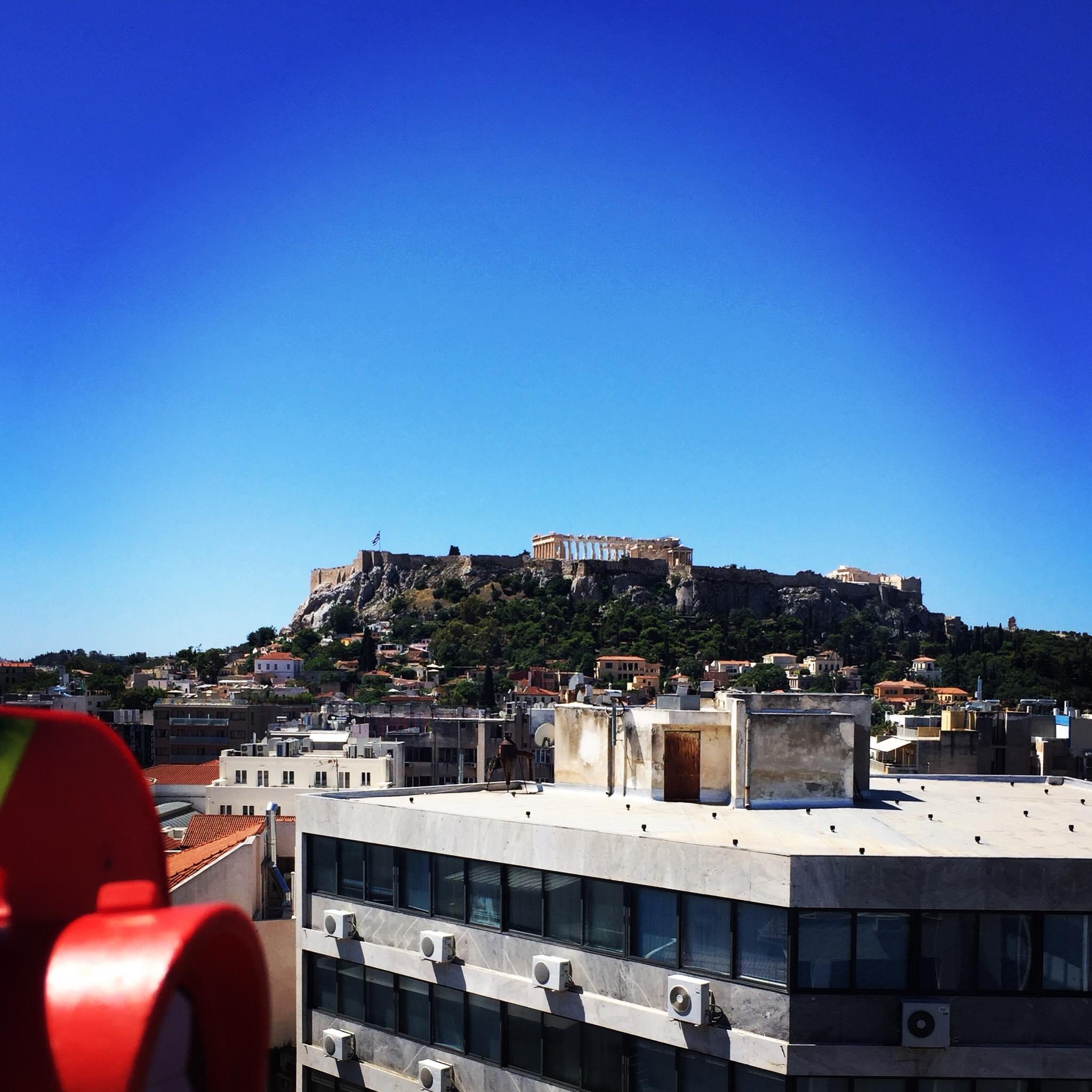 Τοπογραφικές εργασίες στην Αθήνα